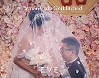 #FirmanVixkyGetHitched - Wedding Photography