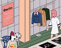 WWD Magazine | Berlin Concept Store