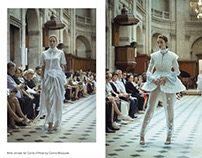 PARIS FASHION WEEK HAUTE COUTURE for KODD Magazine