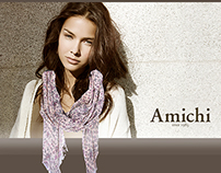 Maletín/bolsa promocional Amichi