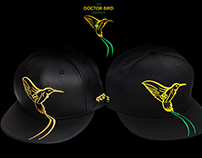 The Doctor Bird - Jamaica - The Cap Guys - Hat Design