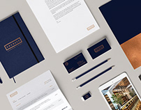 Cocozza Restaurant and Retail Branding