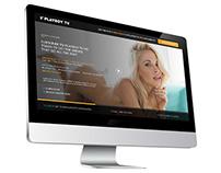 Playboy TV Landing Page