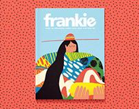 """""""Pachamama"""" Frankie Magazine Cover"""