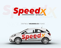 SpeedX Group - Logo Branding