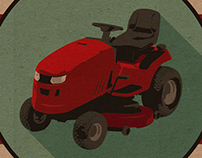 Infographic: Riding Lawn Mower Buyer's Guide