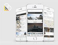 LocalBini - brand, app and web design