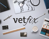 Vetfix Branding