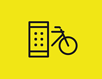VanMoof | Icon set