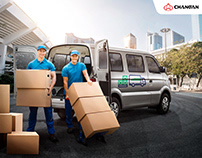 Grand New Supervan - Changan DERCO