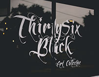Thirty Six Black Art Collective - Photoshoot
