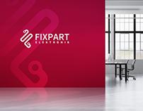 FIXPART Elektronik - Branding