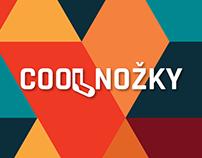 Logo design (client: COOLNOŽKY)