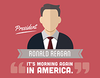 Famous Presidential Taglines