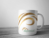 Altheyab Travel & Tourism تصميم هوية الذياب للسفر
