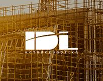 IDL construction company branding