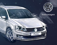 Played VW Polo