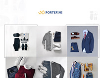 eCommerce Website Design - Portefini
