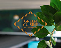Green Cuisine: Developing a Vegetarian Restaurant Brand
