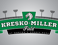Kresko-Miller Field Logo | St. Mary's High School