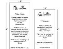 Catalogue Design (BMG Group)