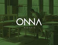 ONNA Móveis | Brand and Web Site Design