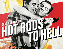 Hot Rods to Hell Movie Poster