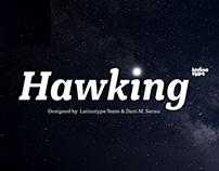 Hawking Font