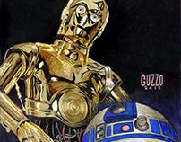 R2D2 + C3PO