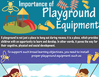 Importance of Playground Equipment