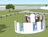 Campus Proposal - 3D Model