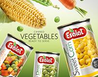 Esalat - Packaging Design