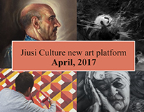 Jiusi Culture New Art Platform,April 2017
