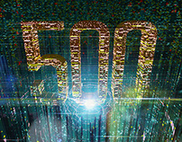 Fortune Magazine. Annual 500 Issue.2