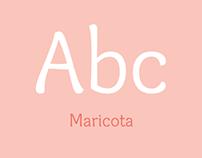 Maricota Typeface