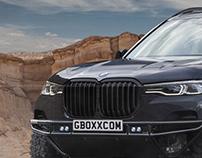 2019 BMW X7 Off-Road