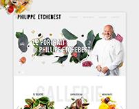 Etchebest / Website