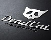 DeadCat Logo Design