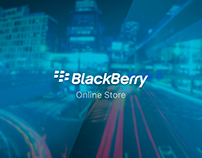 Blackberry Online Store