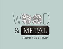 Wood & Metal (branding)