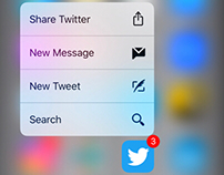 Replicating 3D Touch