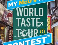 McDonald's   World Taste Tour