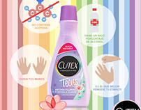 Cutex - Facebook