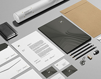 Stationery Mock-Up / Business Edition