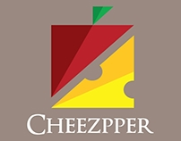 CHEEZPPER | LOGO & MOCK-UP