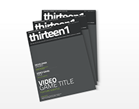 Thirteen1 Online Video Game Magazine