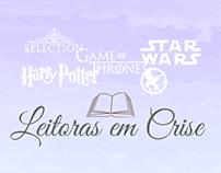 Leitoras em Crise (Responsive Wordpress Theme)