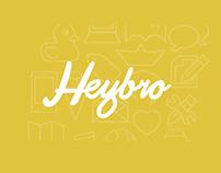 HeyBro app