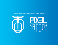 The Other User's Pixel Art Tool Preset