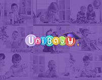 Unibaby Visual Identity